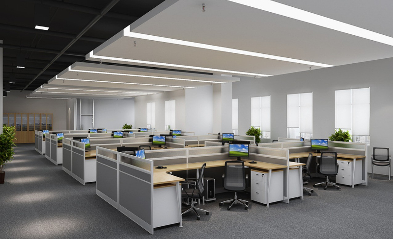 Corporate Office Modern Interior Design 20980 Hd Wallpapers